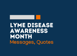 lyme disease awareness month messages