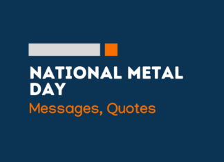 metal day messages