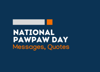 pawpaw day messages