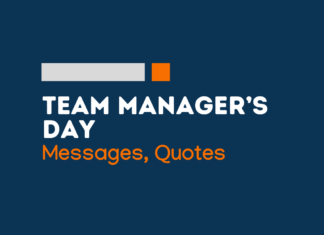 team managers day messages